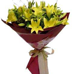 ABC Flowers st. vincent's hospital fitzroy melbourne deliver b017 bouquet of tiger lilies 7 days a week melbourne wide free delivery all melbourne inner suburbs