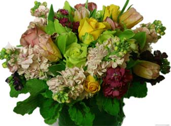 ABC Flowers st. vincent's hospital fitzroy melbourne deliver b021 nektarios a bouquet of rose stocks and orchid 7 days a week melbourne wide