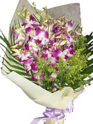 ABC Flowers st. vincent's hospital fitzroy melbourne deliver b022 bouquet of singapore orchids melbourne wide free delivery all melbourne inner suburbs