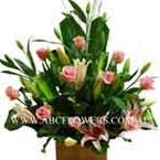 ABC Flowers st. vincent's hospital fitzroy melbourne deliver box flower arrangement melbourne wide