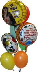 ABC Flowers st. vincent's hospital fitzroy melbourne delivery balloons arrangement melbourne wide free delivery melbourne inner suburbs