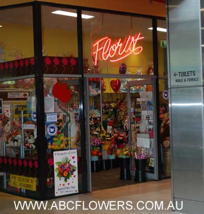 ABC Flowers Part of St. Vincent's Hospital Melbourne