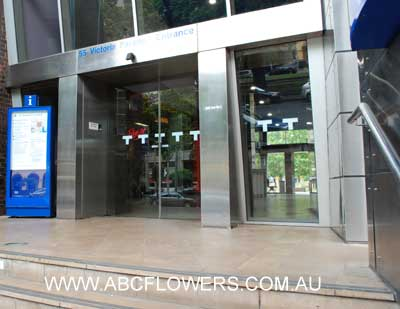 ABC Flowers located in Medical Center St. Vincent's Private Hospital Melbourne
