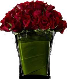 ABC Flowers st. vincent's hospital fitzroy melbourne deliver v005 roses in vase melbourne wide 7 days a week free delivery melbourne inner suburbs