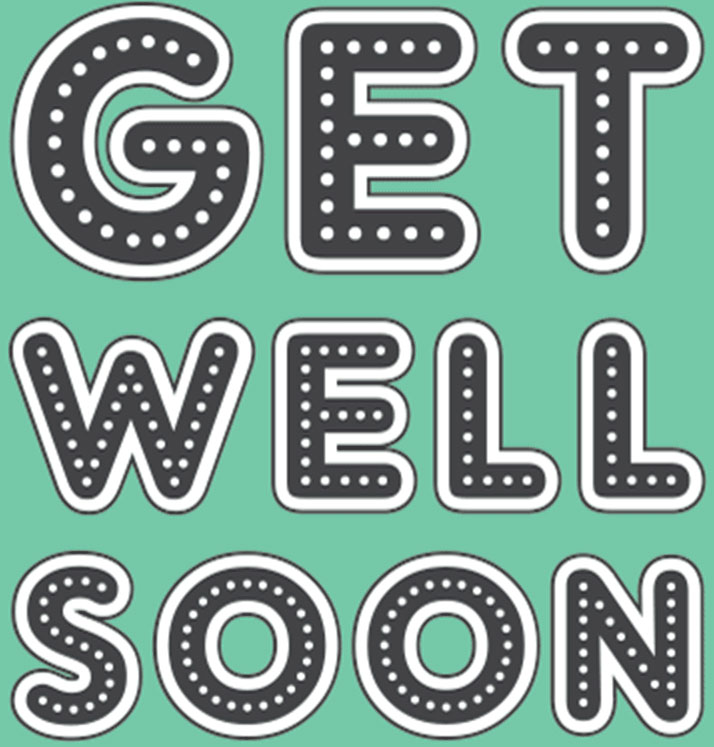 GET WELL SOON Melbourne